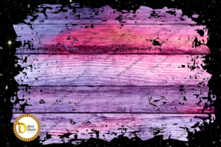 Sublimation Colorful Wooden Backgrounds Graphic Backgrounds By dina.store4art 4