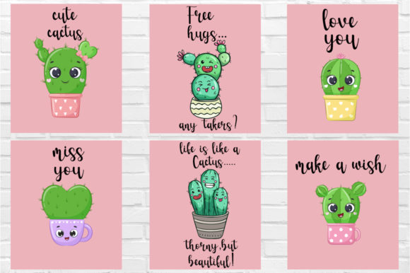 Print on Demand: Cactus Script & Handwritten Font By Fillo Graphic - Image 4
