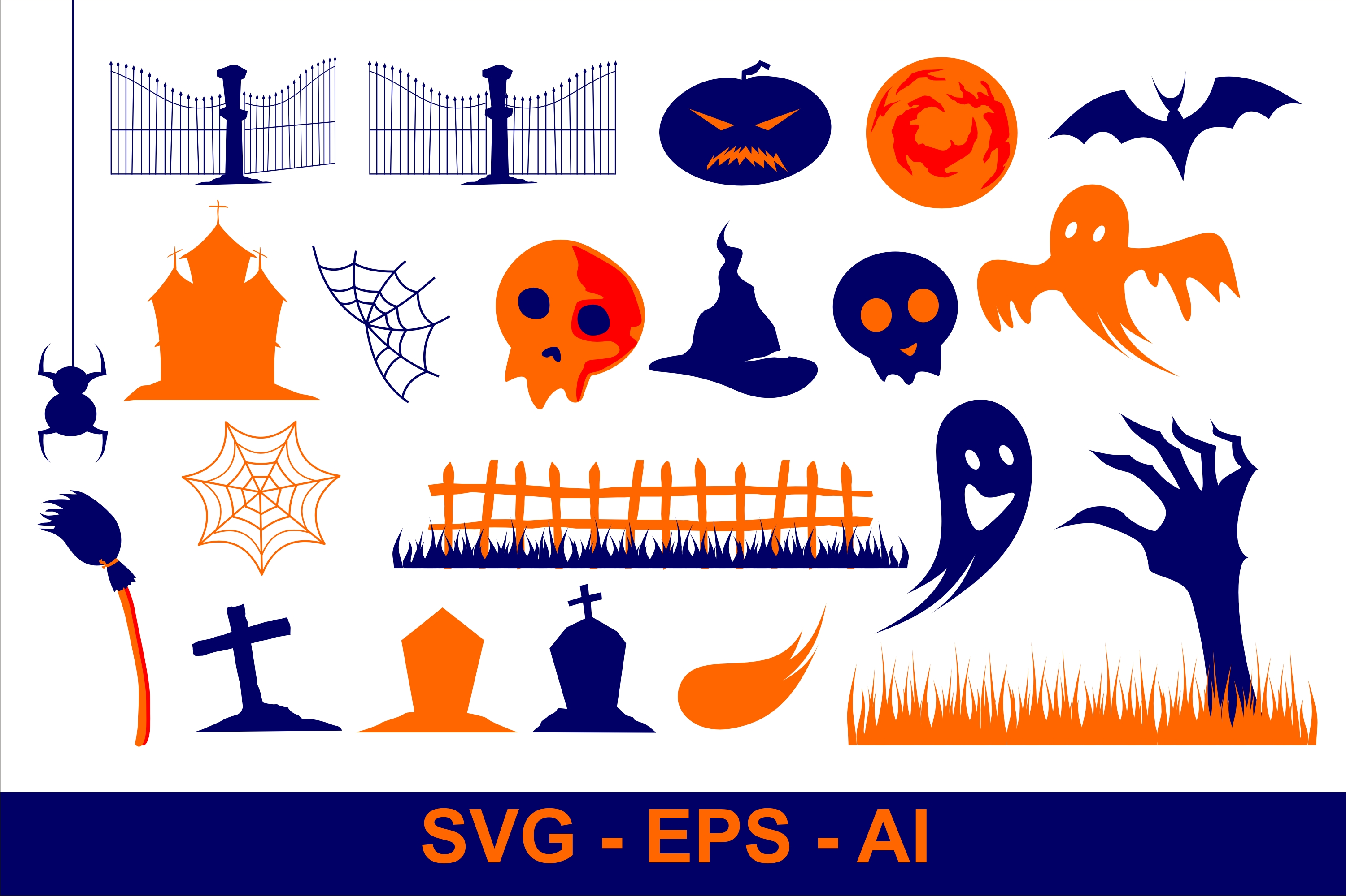 Svg Halloween Clipart Free Svg Cut Files Create Your Diy Projects Using Your Cricut Explore Silhouette And More The Free Cut Files Include Svg Dxf Eps And Png Files