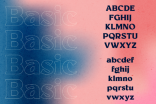 Print on Demand: Millik Display Font By zealab fonts division 2