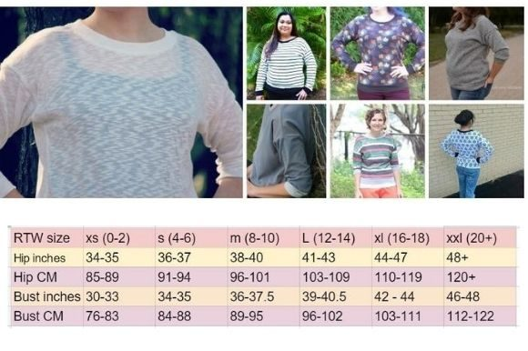 Slouchy Sweatershirt Graphic Download