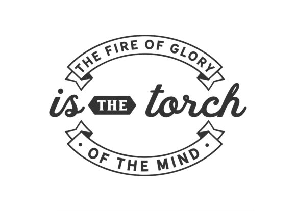 Print on Demand: The Fire of Glory Graphic Illustrations By baraeiji