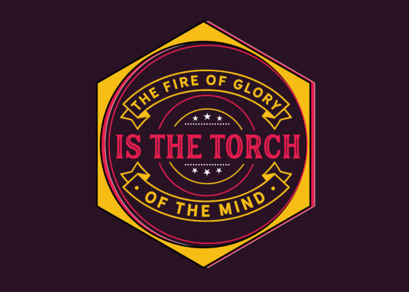 Print on Demand: The Torch of the Mind Graphic Illustrations By baraeiji