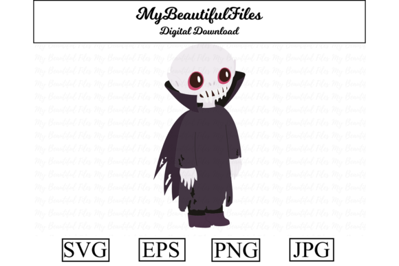 Print on Demand: Ghoul Halloween Graphic Illustrations By MyBeautifulFiles