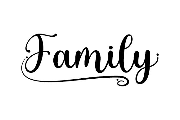 Family Quotes Craft Cut File By Creative Fabrica Crafts