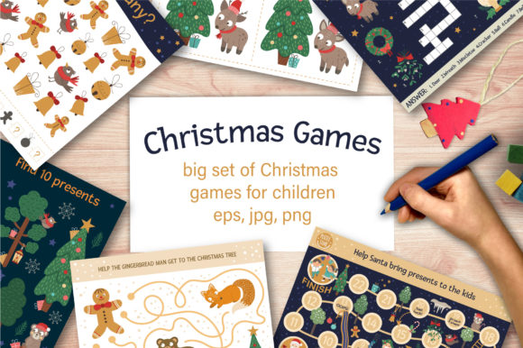 Christmas Games Graphic