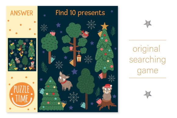 Christmas Games Graphic Image
