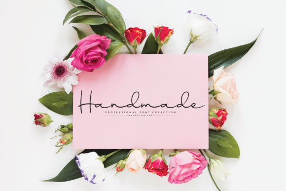 Wedding Font Preview