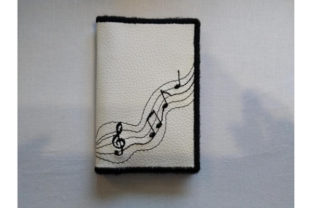 Card Case Sewing & Crafts Embroidery Design By ImilovaCreations