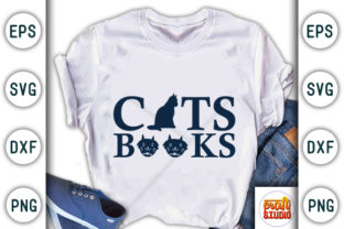 Print on Demand: Cat Quote Design, Cats Books Graphic Print Templates By CraftStudio