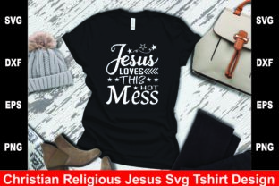 Print on Demand: Christian Religious Jesus Graphic Crafts By BDB_Graphics