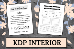 Print on Demand: Dots and Boxes Game | KDP Interior Grafik KPD Innenseiten von KDP Mastermind