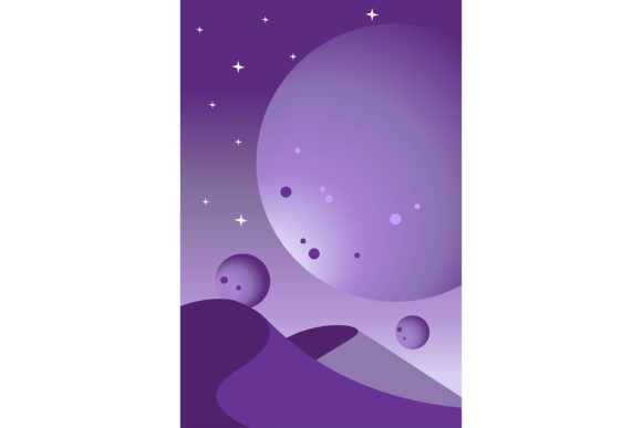 From Outer Space. Graphic