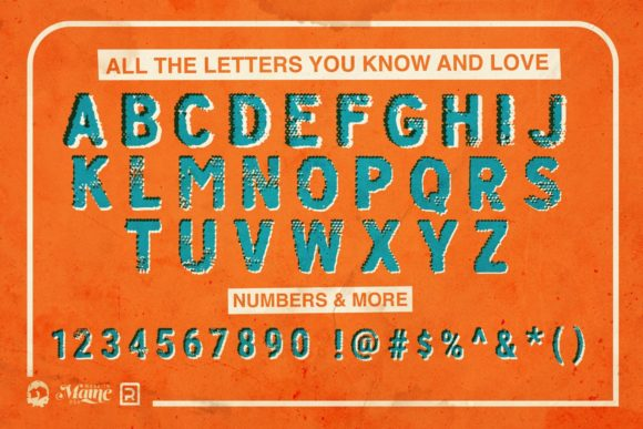 Poesan Ghost Font Download