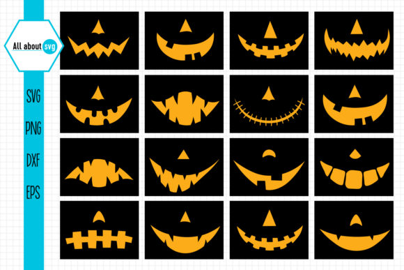 Halloween Face Mask Graphic By All About Svg Creative Fabrica