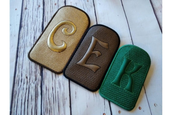 Phone Case in the Hoop Embroidery Preview