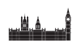 House of Parliament UK Designs Craft Cut File By Creative Fabrica Crafts
