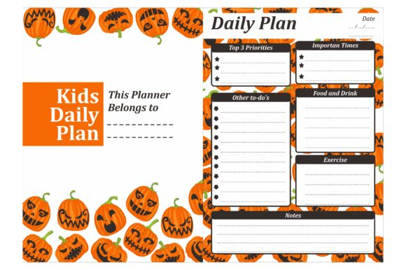 Print on Demand: Halloween Activity Book( KDP Interiors ) Graphic Crafts By Arief Sapta Adjie