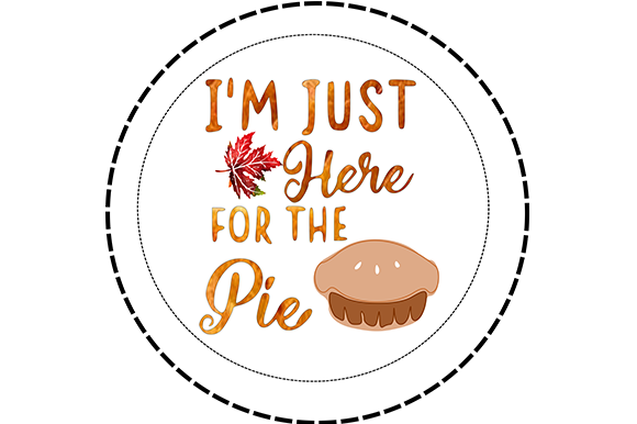 Print on Demand: Pumpkin Pie Printable Graphic Illustrations By arts4busykids