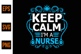 Print on Demand: Nurse Saying and Quote Design. Graphic Print Templates By ajgortee