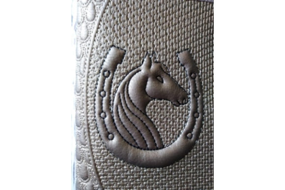 Passport Cover in the Hoop Embroidery Item