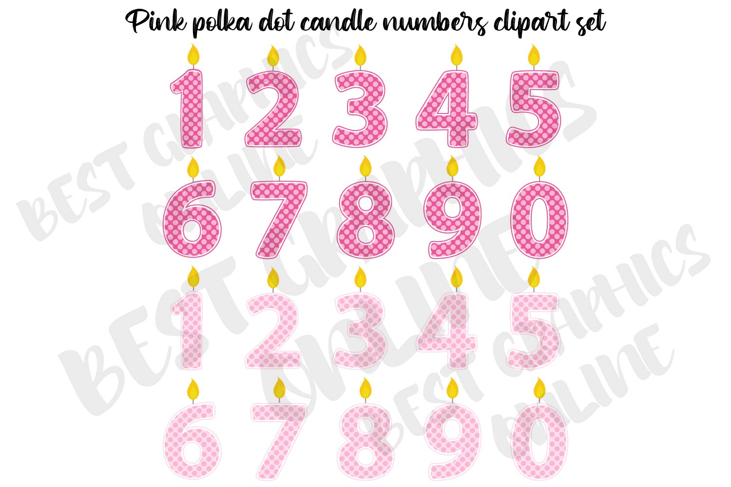 Free Number Candle Cliparts, Download Free Clip Art, Free Clip Art on  Clipart Library