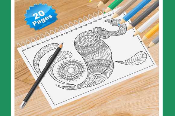 Print on Demand: 20 Birds Coloring Pages for Adults Graphic Coloring Pages & Books Adults By Coloring World