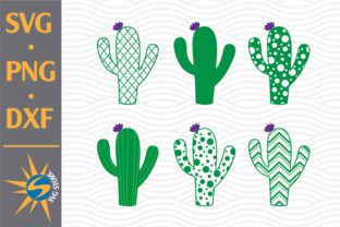 Print on Demand: Cactus Graphic Crafts By SVGStoreShop