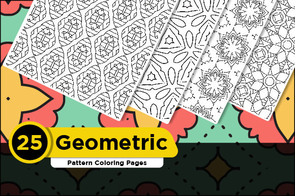 Print on Demand: Coloring Pages Pattern Books Graphic Coloring Pages & Books Adults By Riduwan Molla