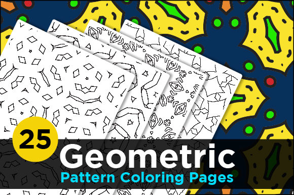 Print on Demand: Coloring Pattern Pages for Adult Graphic Coloring Pages & Books Adults By Riduwan Molla