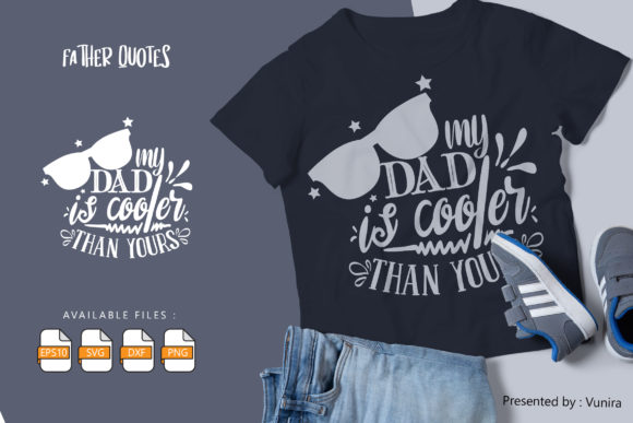 Father | Lettering Quotes Graphic