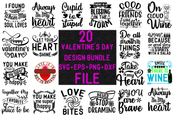 Valentine's Day Graphic Crafts By creative store.net