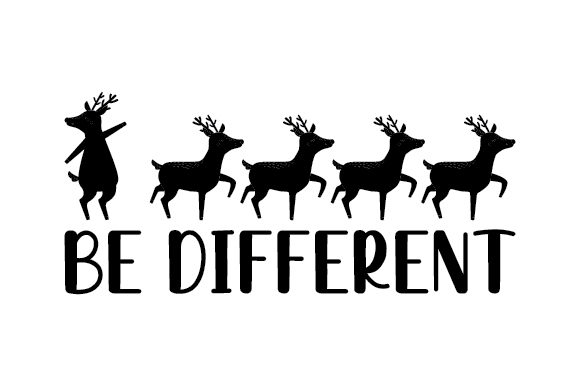 Be Different Download