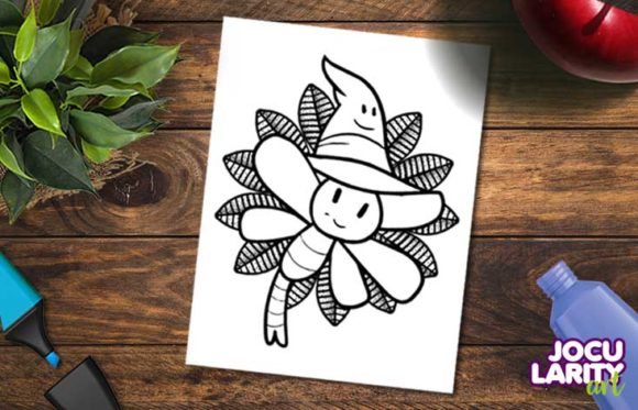 Cute Frogs Dragonfly Coloring Pages Graphic Item