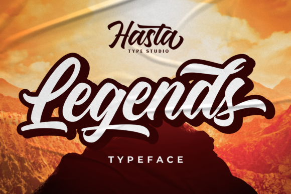 Legends Font Font