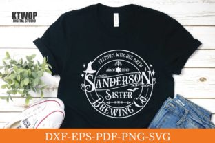 Print on Demand: Sanderson  Sister Brewing CO Graphic Crafts By KtwoP
