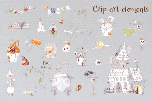 Print on Demand: Trick or Treat? Graphic Illustrations By nicjulia - Image 15