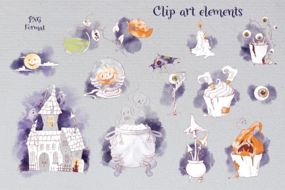 Print on Demand: Trick or Treat? Graphic Illustrations By nicjulia - Image 16