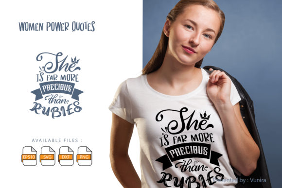 Woman   Lettering Quotes Graphic