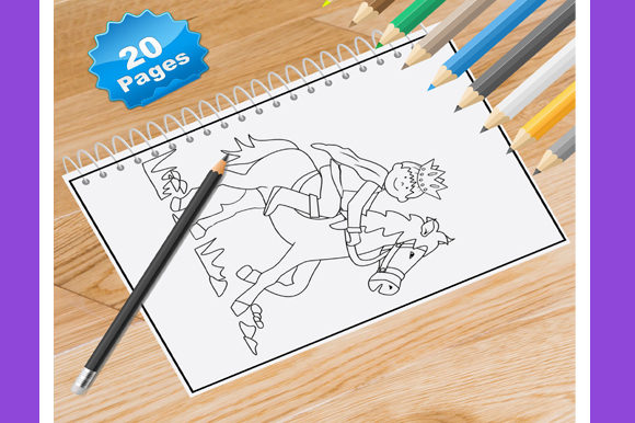 20 Animal Coloring Pages for Kids Graphic Coloring Pages & Books Kids By Coloring World