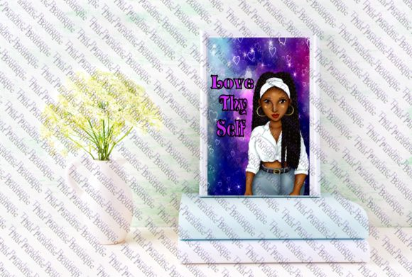 Print on Demand: Love Thy Self Graphic Beauty & Fashion By That Paradise Boutique