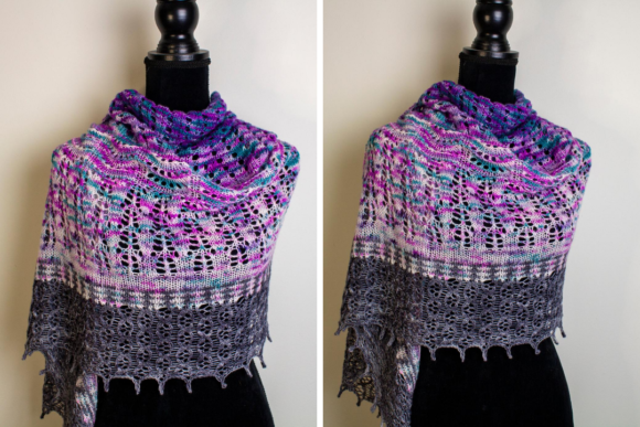Water Pixies (Knitting Pattern) Graphic Download