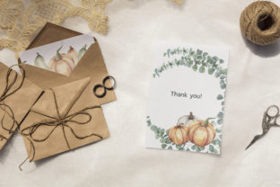 Watercolor  Fall  Wreaths Graphic Illustrations By olesiafrolowa