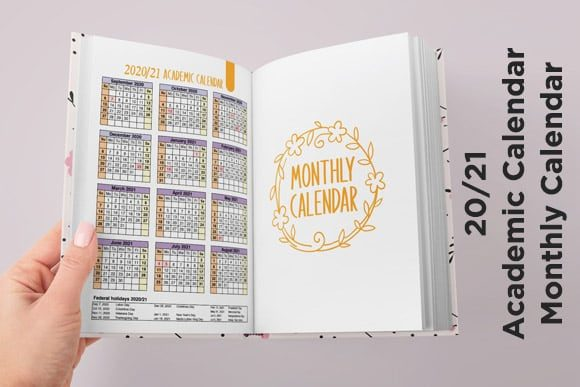 Print on Demand: KDP Full Premium Teacher Planner 2021 Graphic KDP Interiors By Queen Dreams Store - Image 11