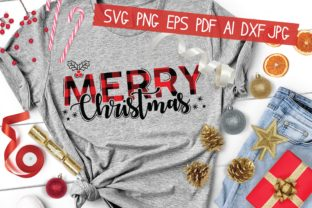 Print on Demand: Merry Christmas Graphic Crafts By AraySVG