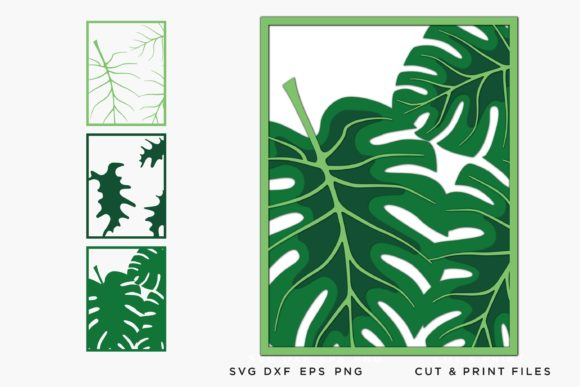 3D SVG designs for Cricut and Silhouette
