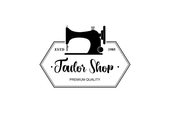 Tailor Shop Logo Fashion Handmade Logo Graphic Logos By DEEMKA STUDIO