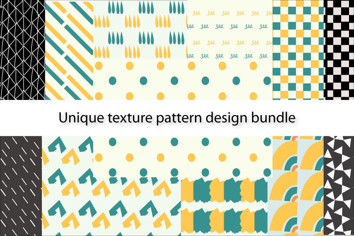 Free Unique Texture Pattern Bundle Available In All Formats Svg Png Dxf Eps Compatible With Cricut Silhouette More