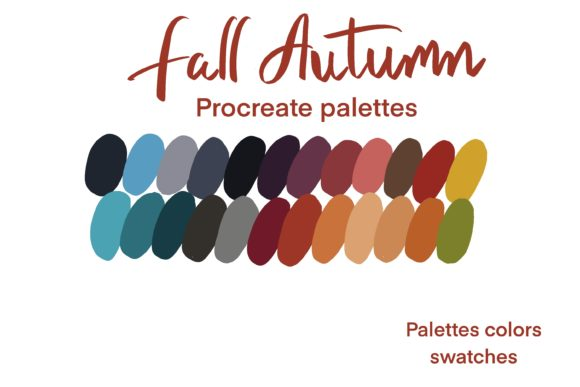 The Fall Autumn Graphic Add-ons By Poycl Jazz