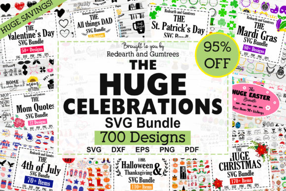 The Huge Crafter's Dream Bundle Graphic Item